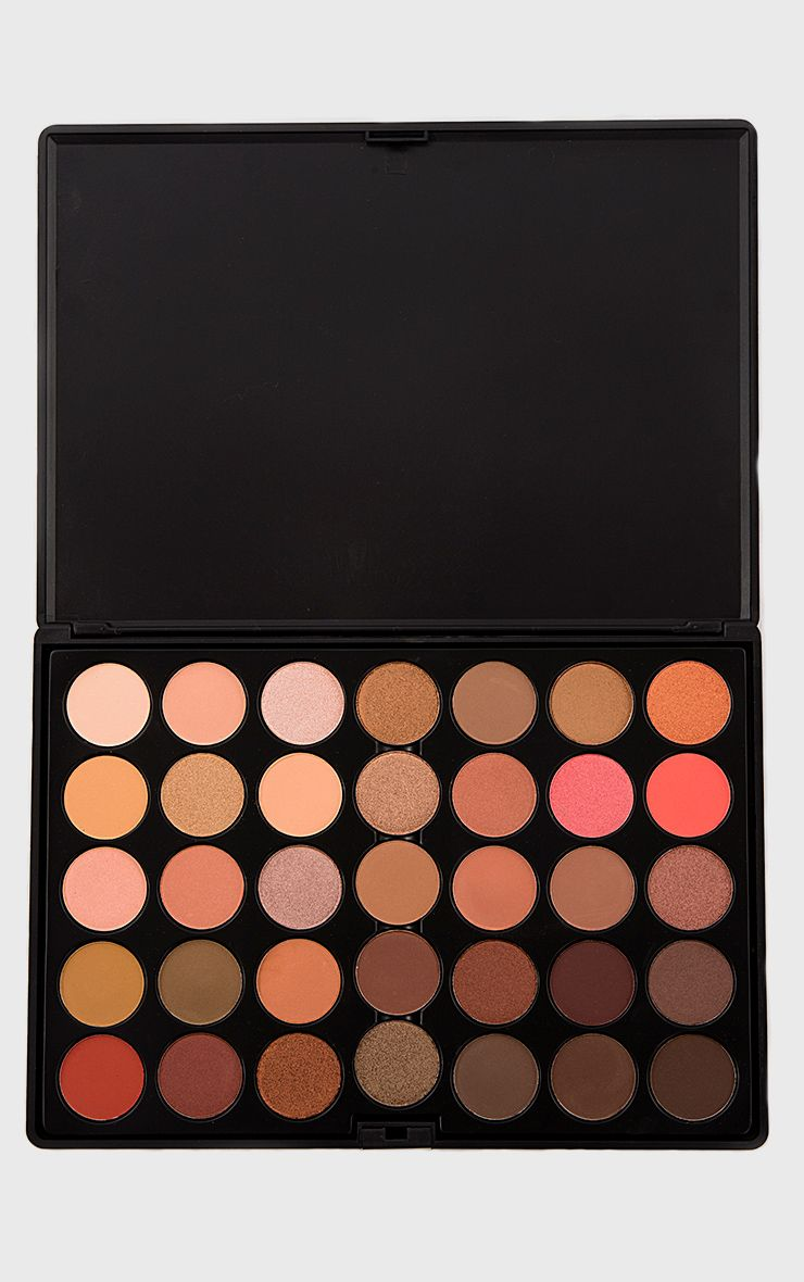 Crown 35 Shade Rose Gold Eye Shadow Palette