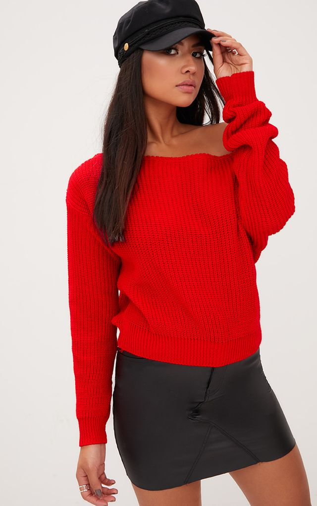 Women S Jumpers Knitted Jumpers Prettylittlething
