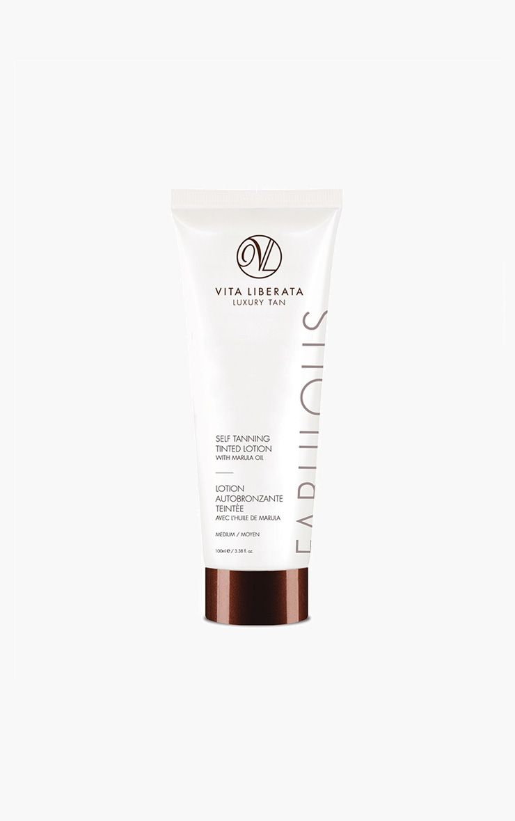 Vita Liberata Fabulous Tinted Self Tan Lotion - Medium