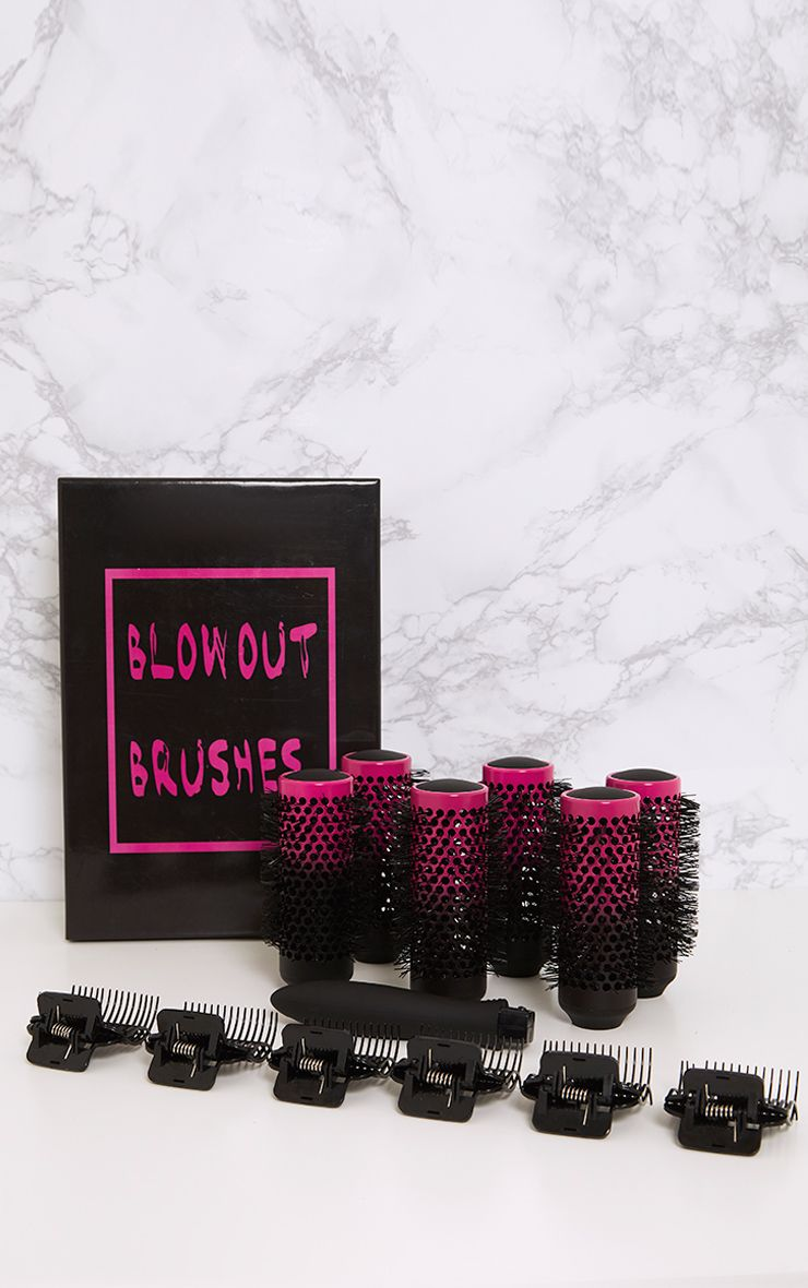 Sleep In Blow Out Brushes Blow Dry Set