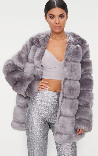 Faux Fur Coats   Faux Fur Vests