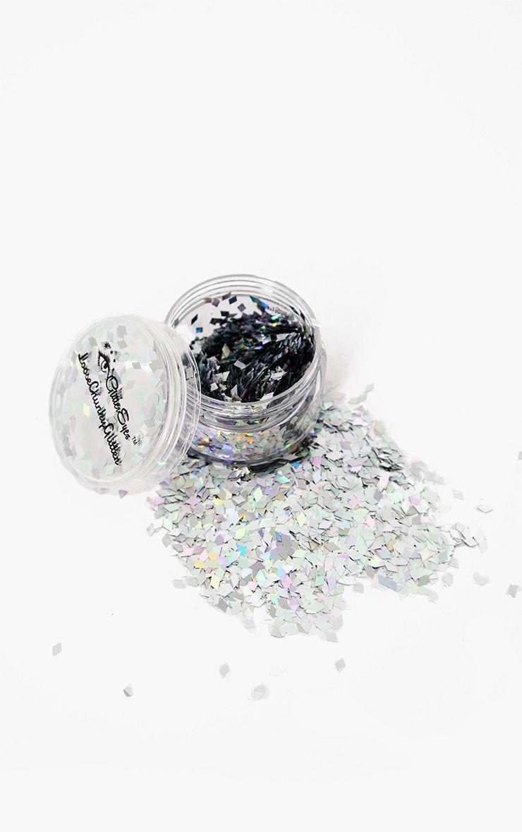 GlitterEyes Harlequin Chunky Glitter Pot