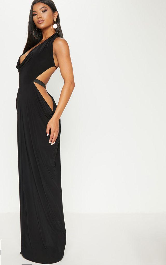 Maxi Dresses Cheap Maxi Long Dresses Prettylittlething Usa
