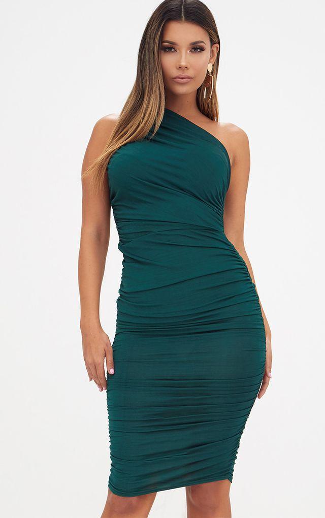 Missguided bodycon mini dress