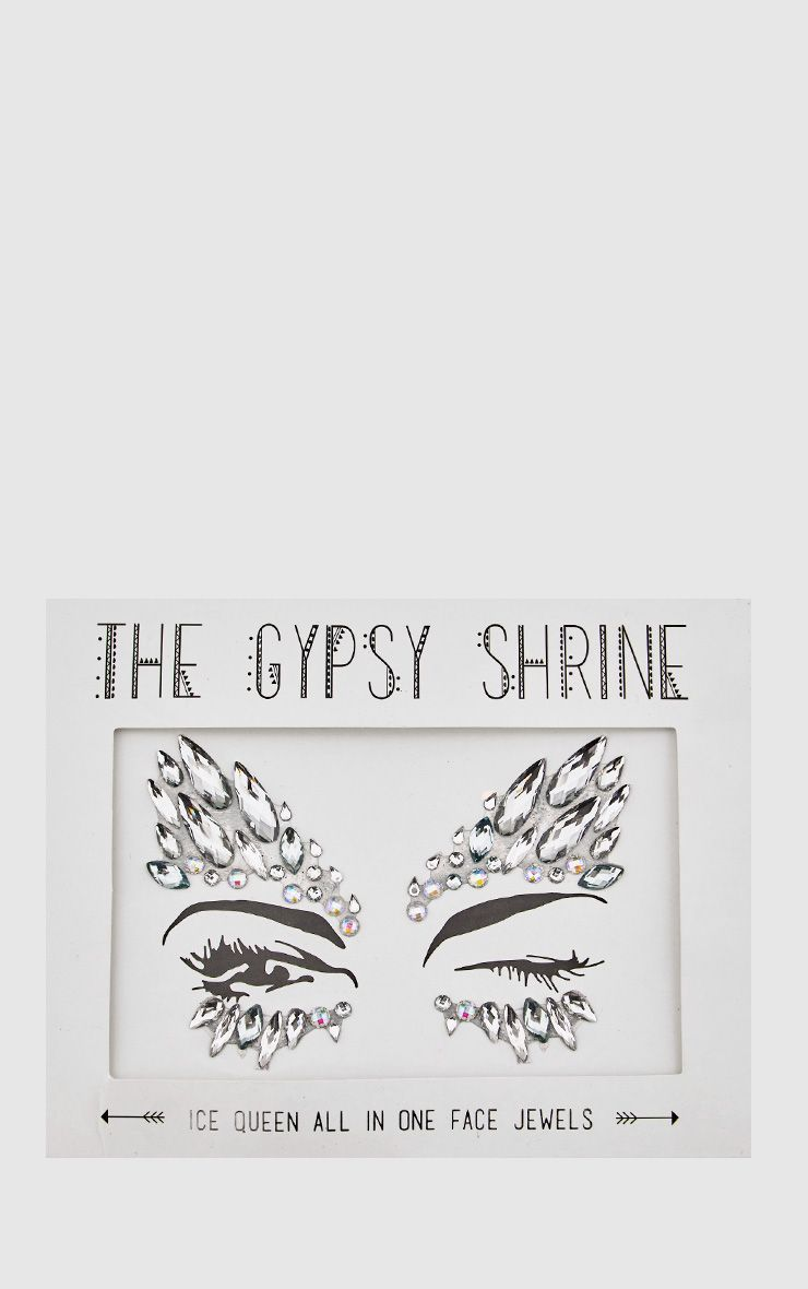 The Gypsy Shrine Ice Queen Face Jewels 1