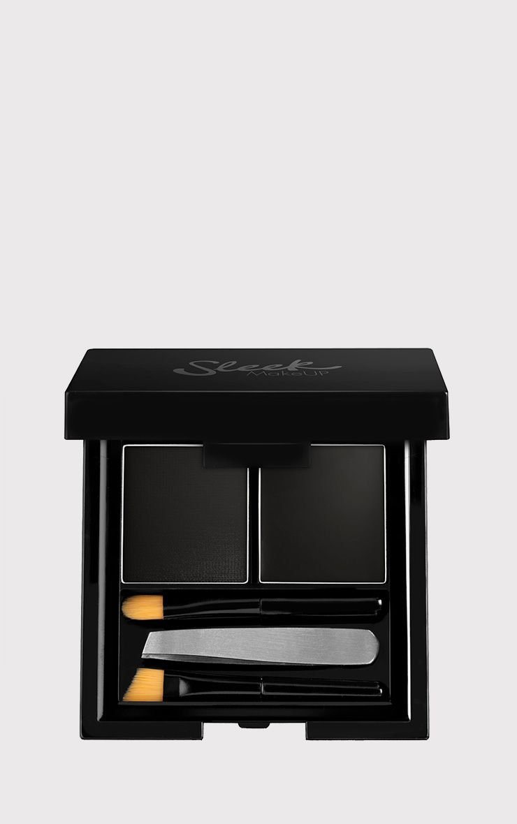 Sleek Black Brow Kit