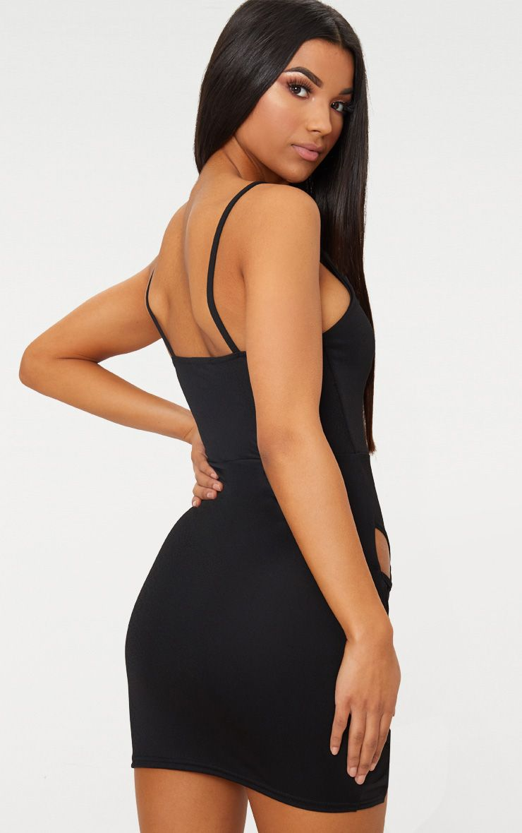 Shape Black Extreme Split Bodycon Skirt Pretty Little Thing Cheap Get Authentic EpWOqQFgSr