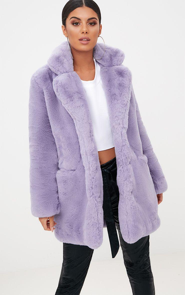 Faux Fur Coats | Faux Fur Vests | PrettyLittleThing USA