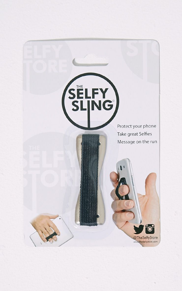 The Gold Selfy Sling 1