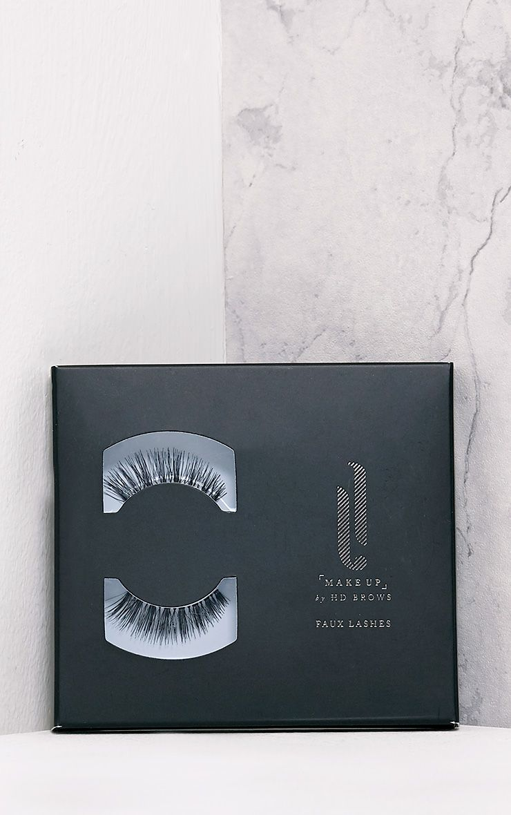 High Definition Beauty Vamp Double Pack Faux Lashes