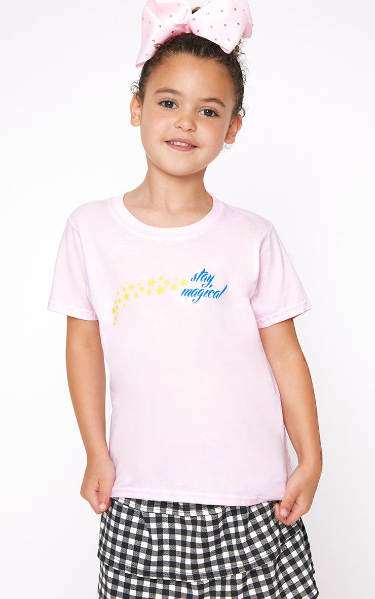 Stay Magical Pink T Shirt