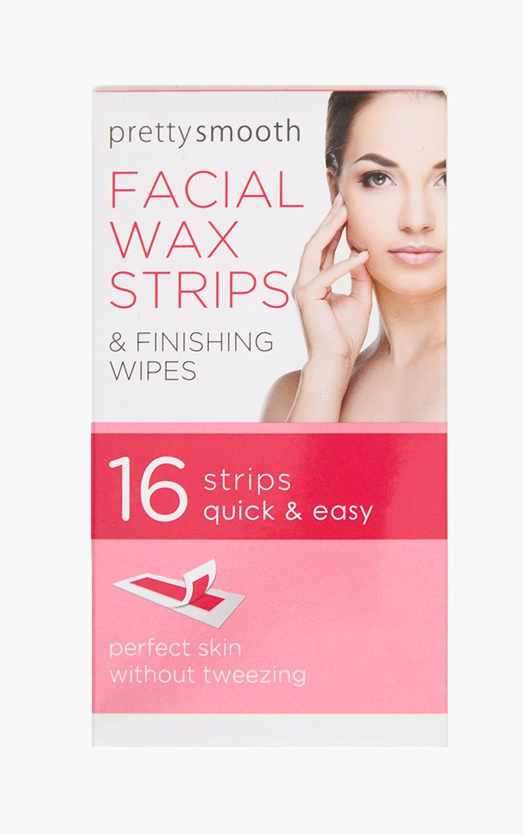 Multi Pack Facial Wax Strips with wipes