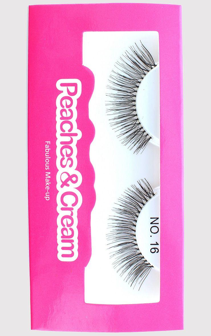 Peaches & Cream NO 16 False Eyelashes
