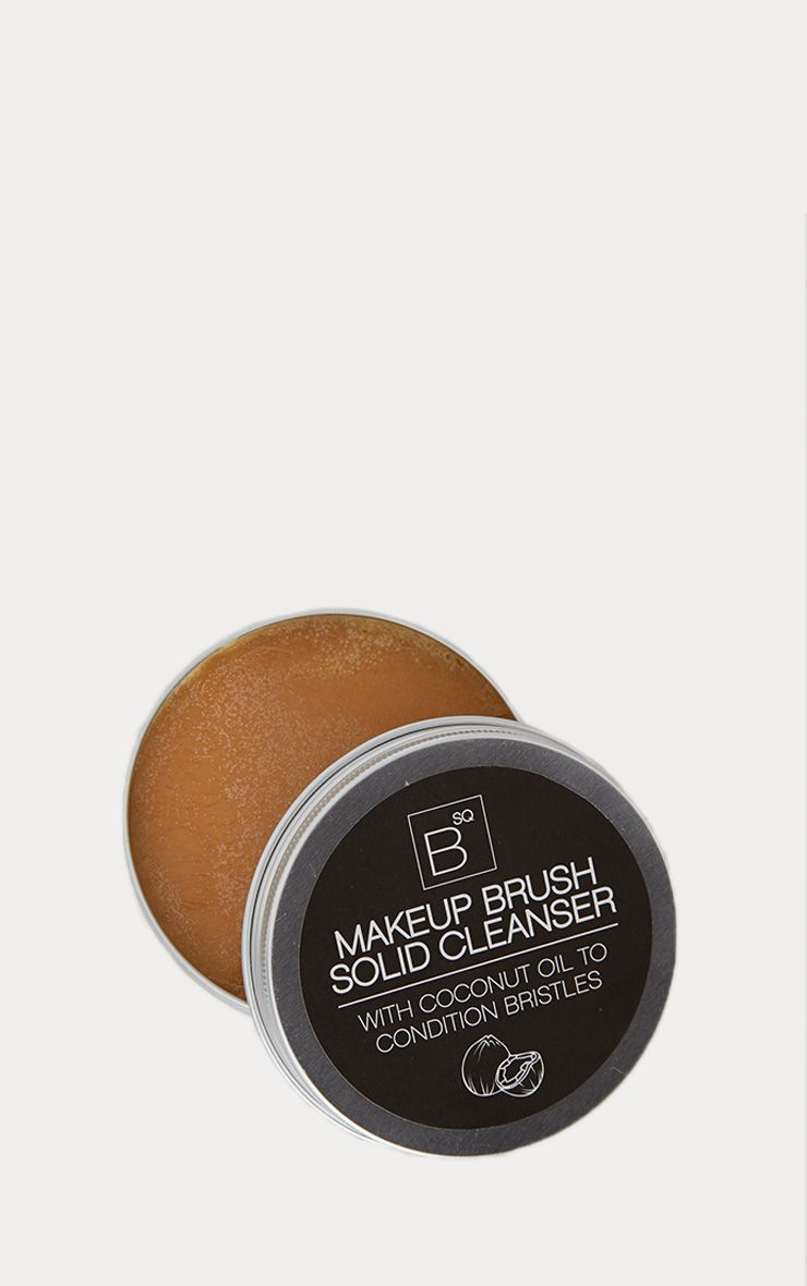 BSQ Make-Up Brush Solid Cleanser