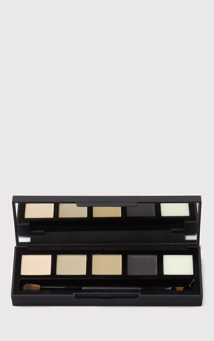 High Definition Beauty Bombshell Eye & Brow Palette