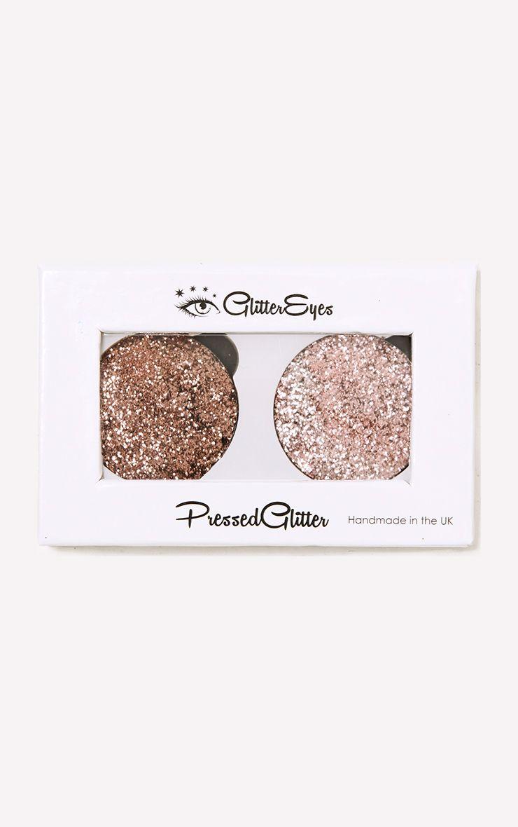 GlitterEyes Romance Duo Palette