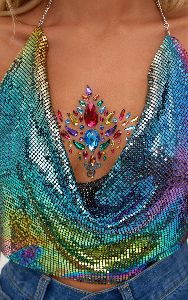 The Gypsy Shrine Rainbow All In One Body Jewel