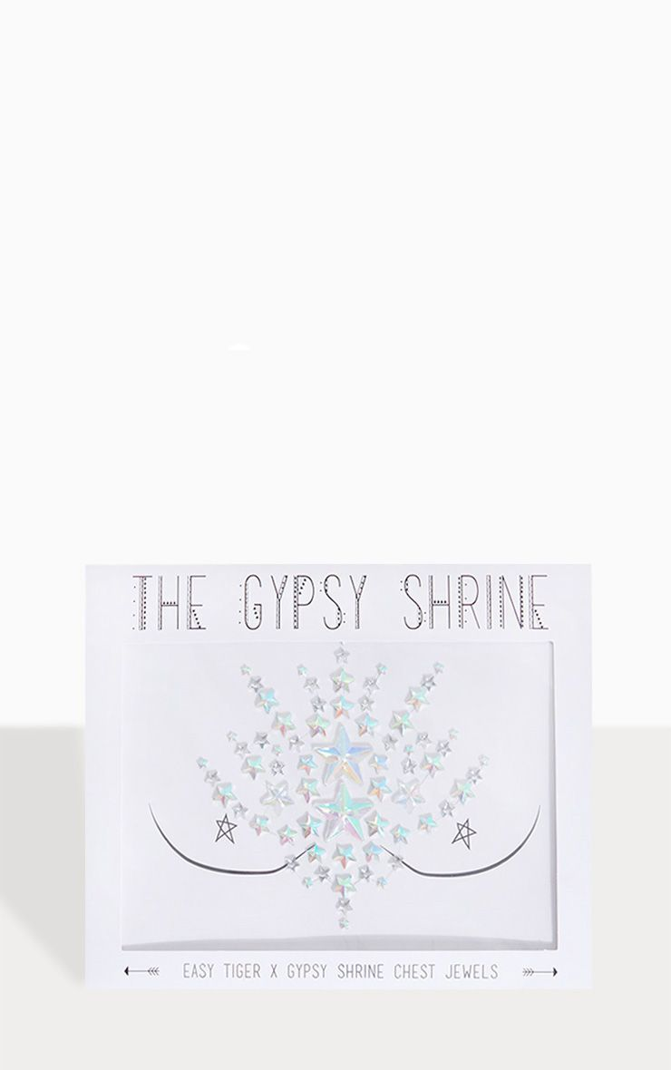 The Gypsy Shrine X Easy Tiger Reach For The Stars Body Jewel