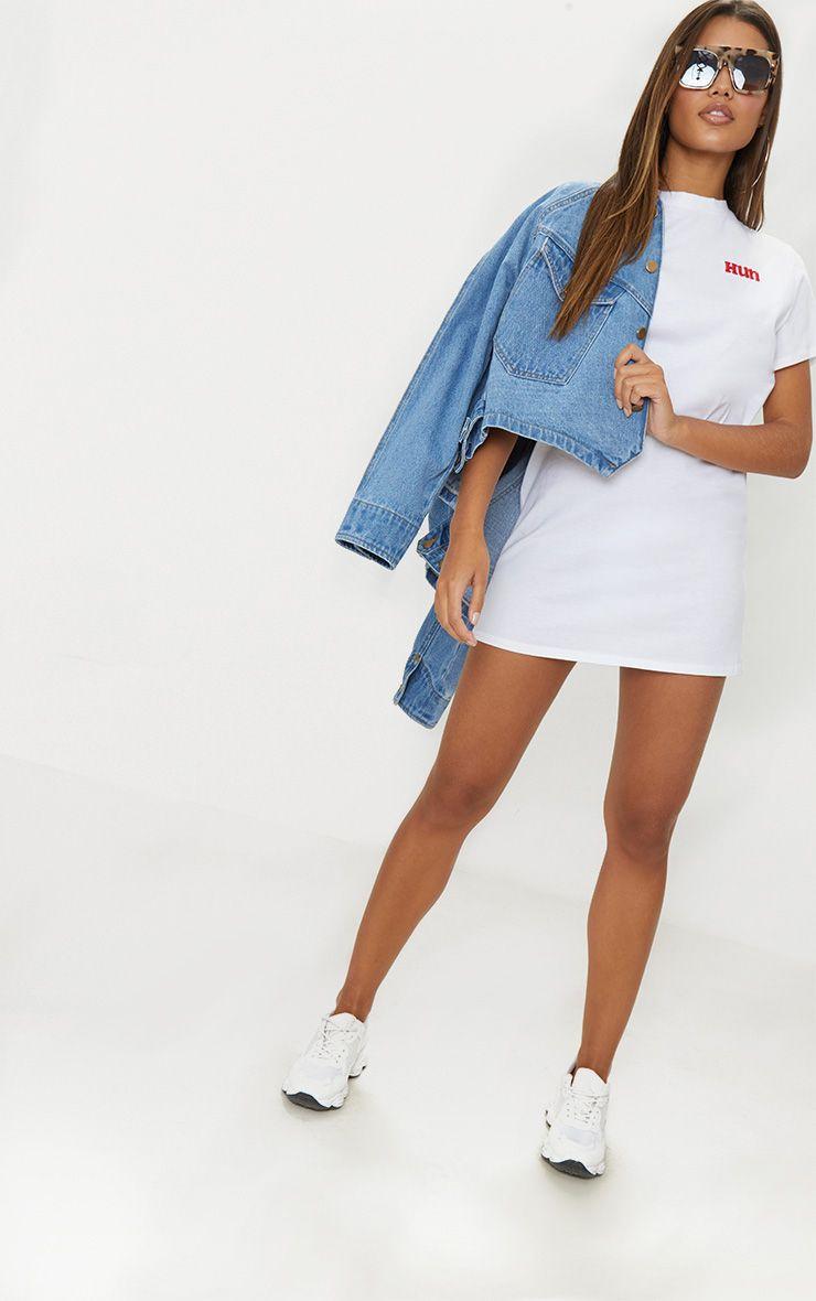 Catalogs desri white straight neck bodycon dress companies new
