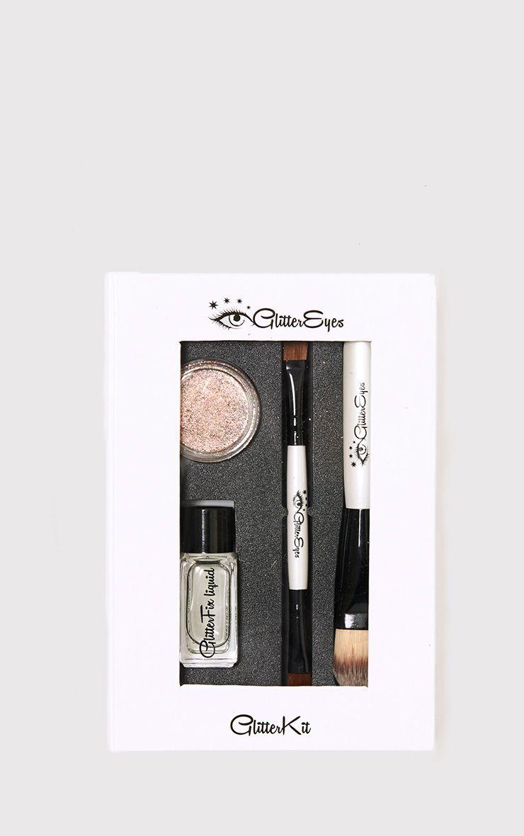 GlitterEyes Rose Gold Kit
