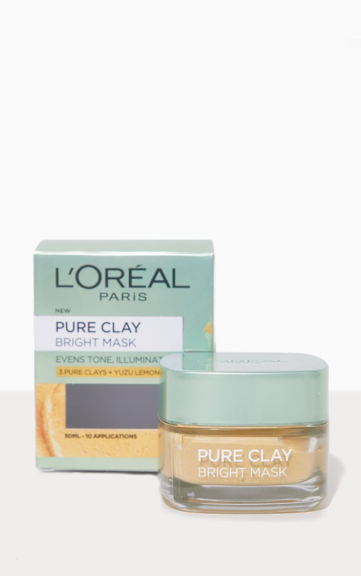 L'Oréal Paris Pure Clay Bright Mask