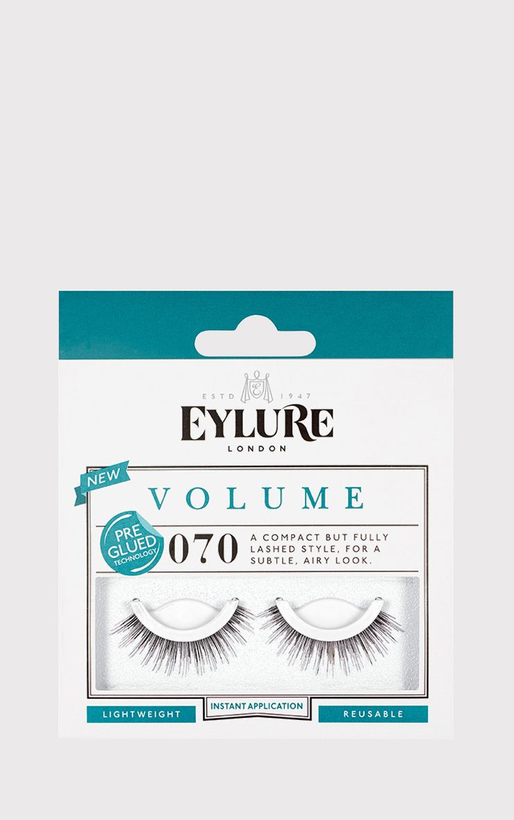Eylure False Lashes Pre-Glued No. 070