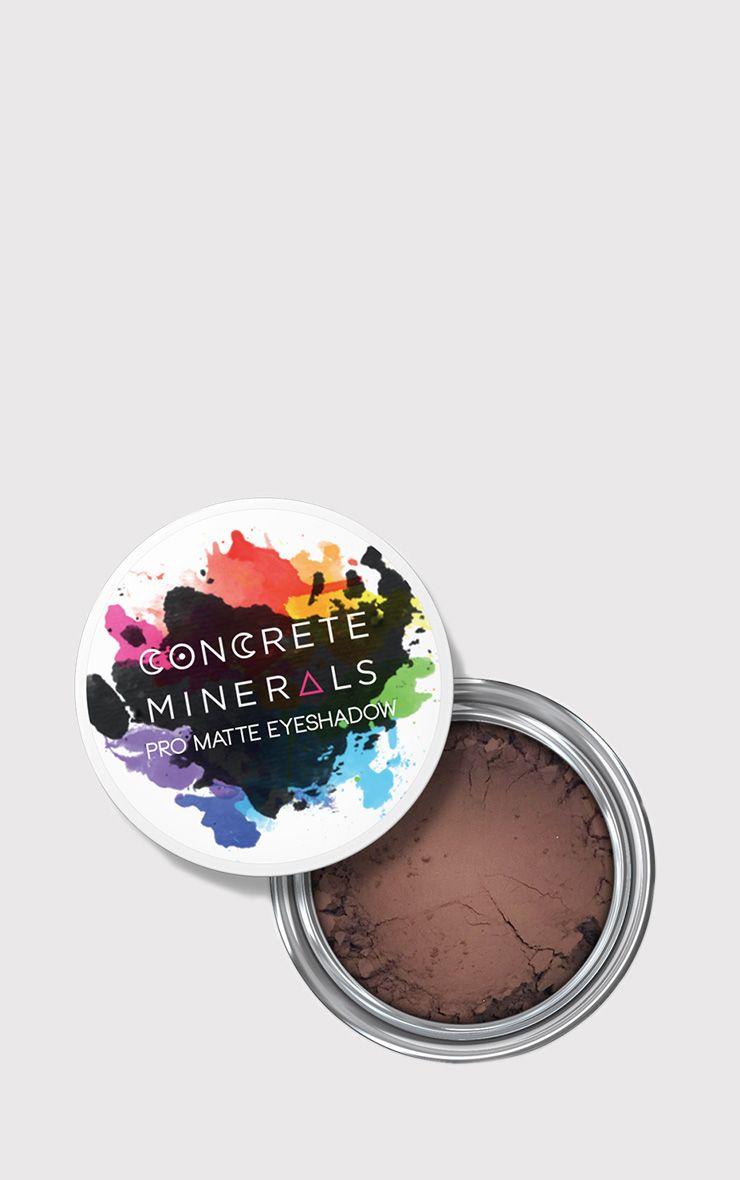 Concrete Minerals Disturbia Pro Matte Eyeshadow