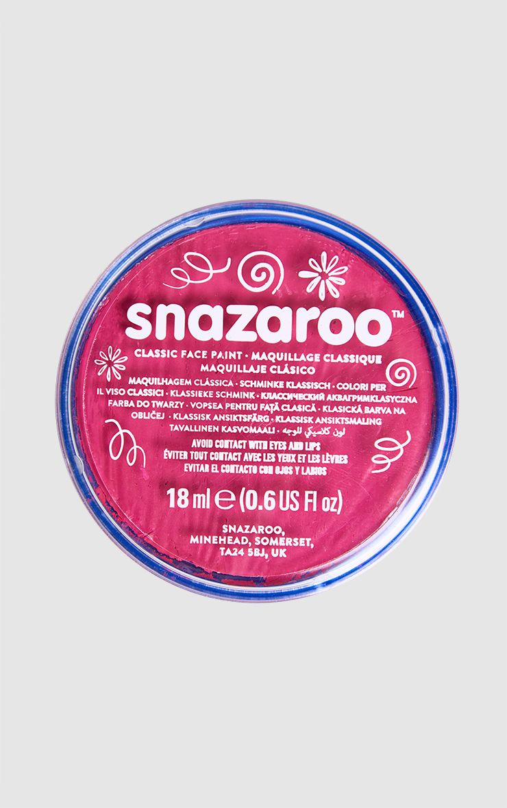 Snazaroo Pink Halloween Face Paint