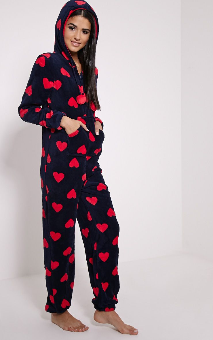 Love Heart Onesie 1