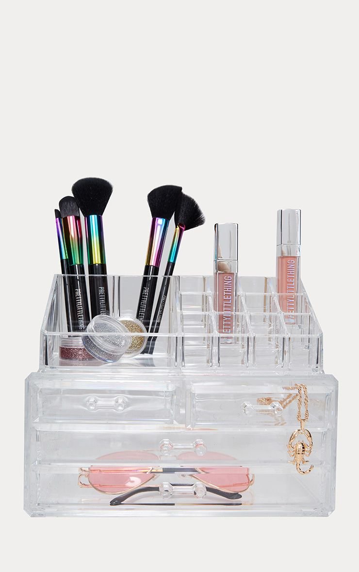 Cosmetic Organiser With Drawers 1