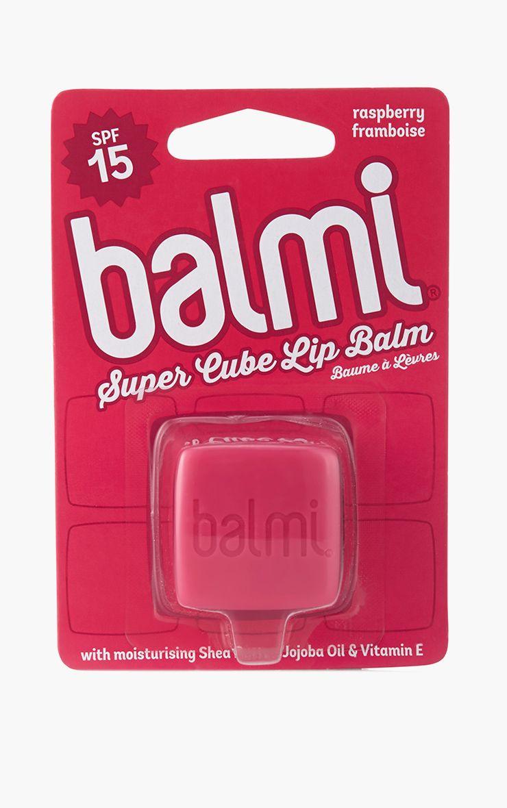 Balmi Lip Balm Raspberry Flavour