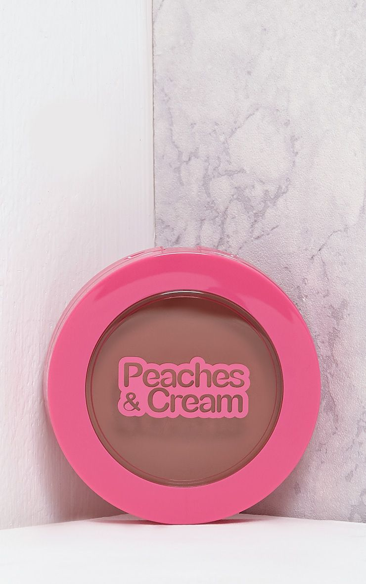 Peaches & Cream Crème Bronzer