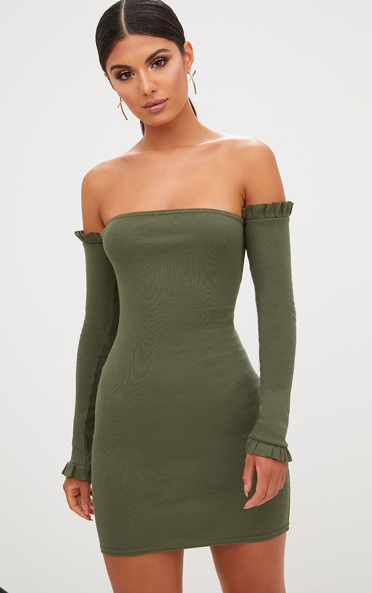 Bodycon Dresses for Less