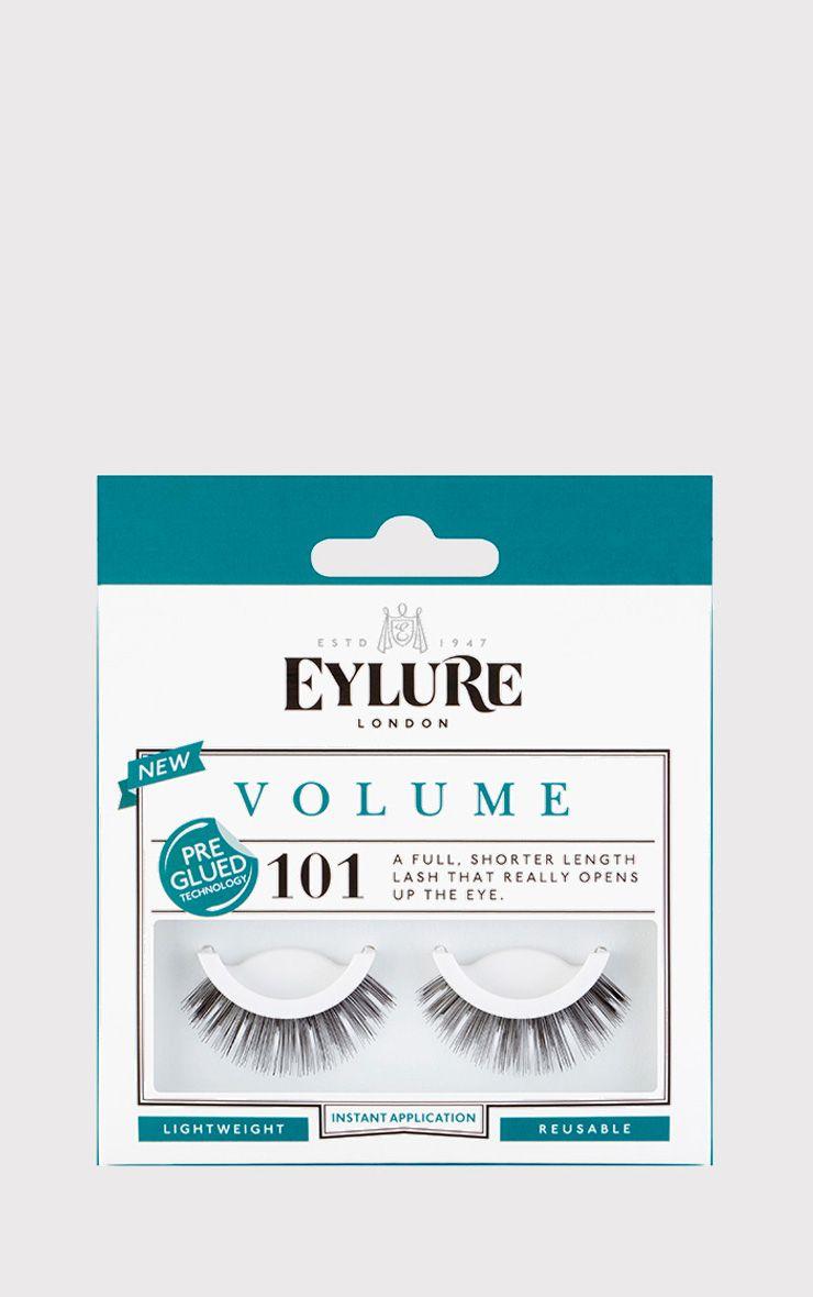 Eylure Flash Lashes Pre Glued No 101 Beauty Prettylittlething Usa
