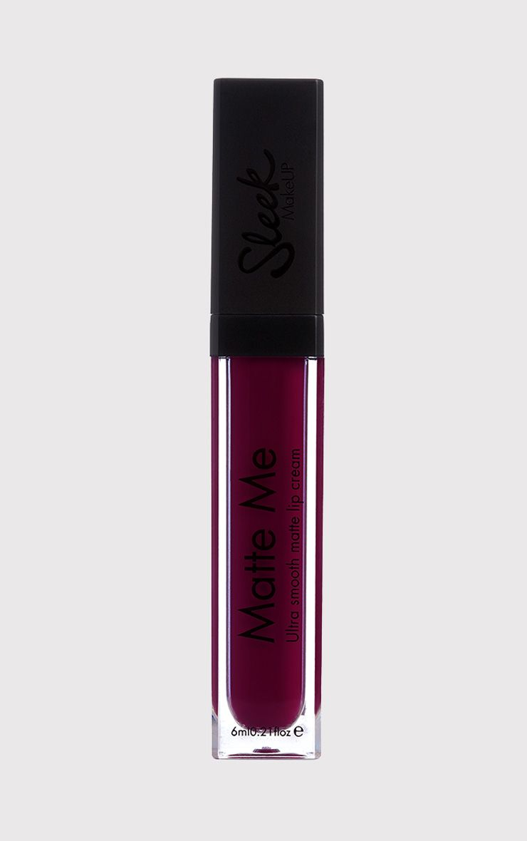 Sleek Birthday Suit Matte Me Liquid Lipstick - ONE SIZE