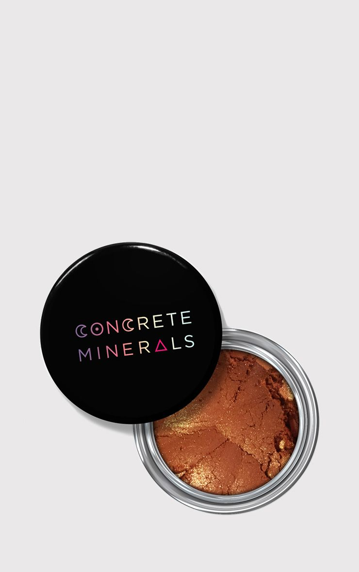 Concrete Minerals Napalm Mineral Eyeshadow