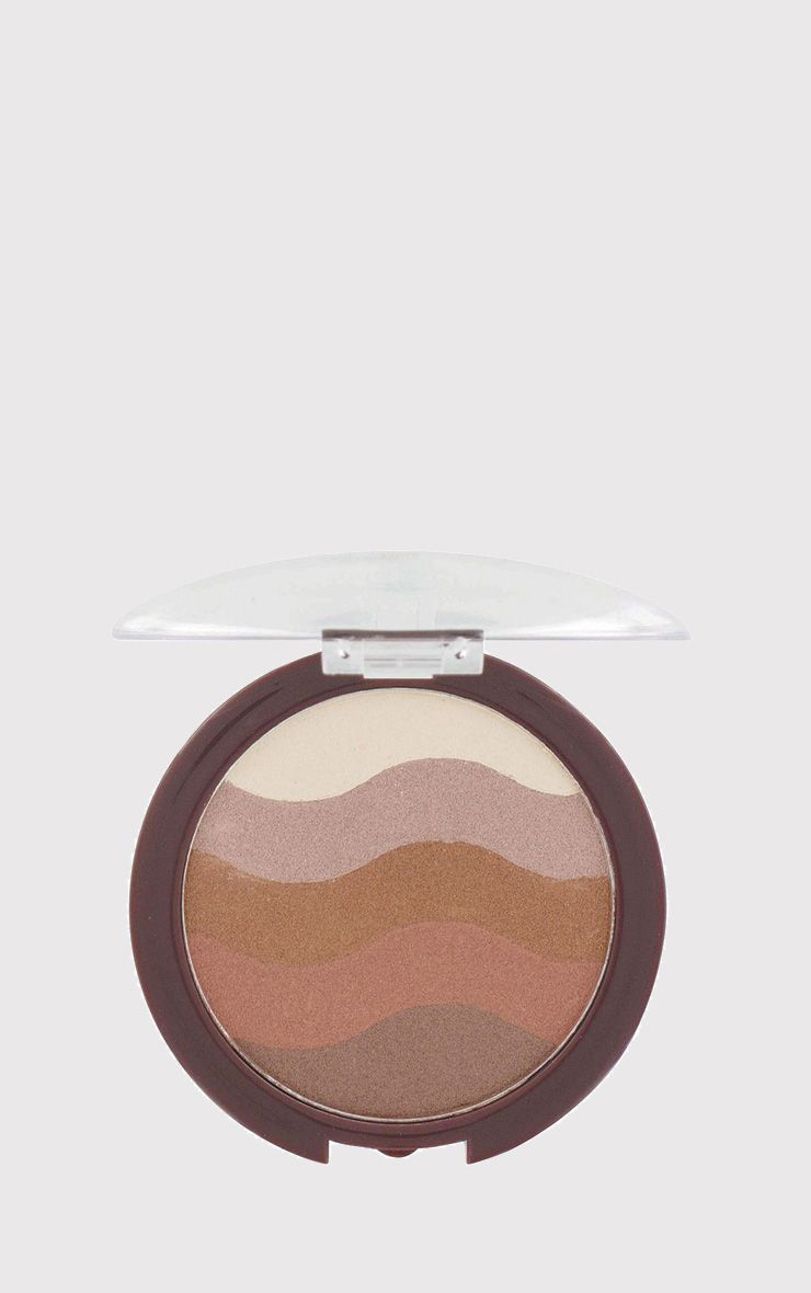 Sunkissed Medium Glimmer Compact