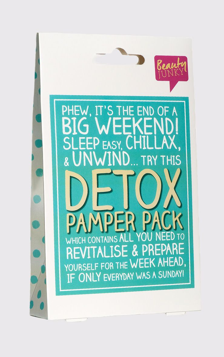 Beauty Junkie Detox Pamper Pack
