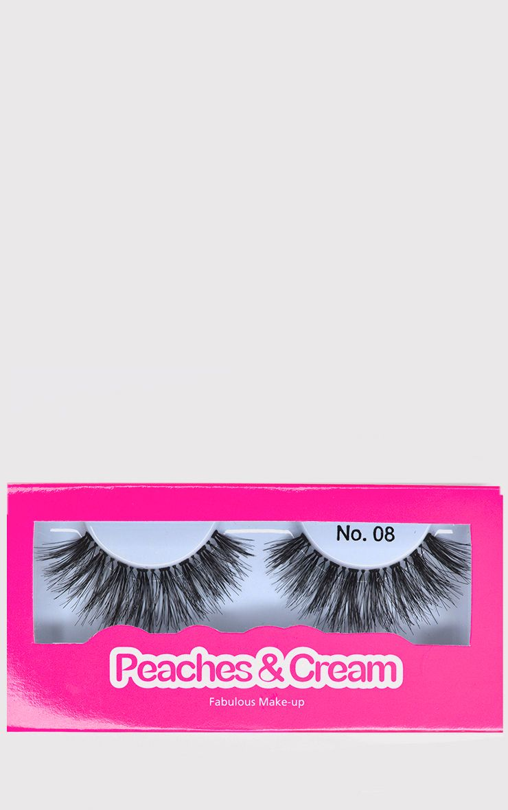 Peaches & Cream NO 8 False Eyelashes