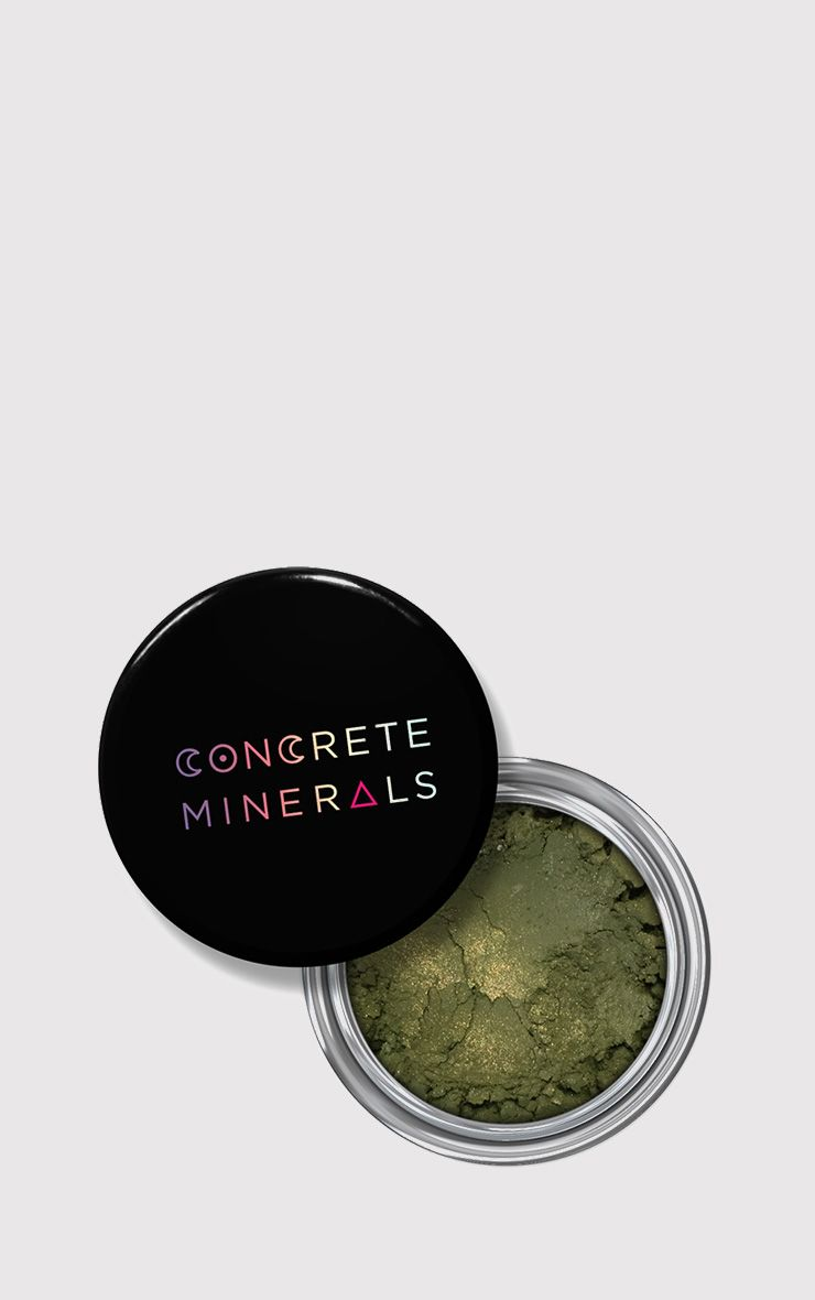 Concrete Minerals Living Dead Mineral Eyeshadow