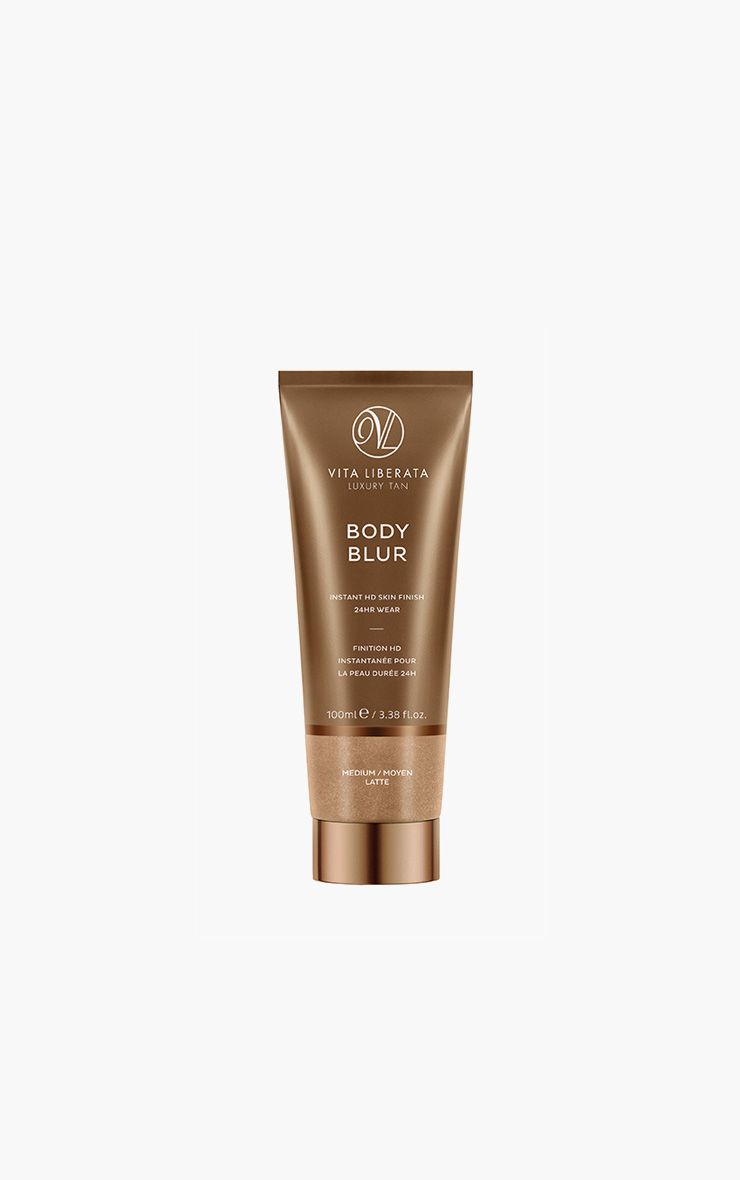 Vita Liberata Instant Body Blur Skin Finisher - Latte