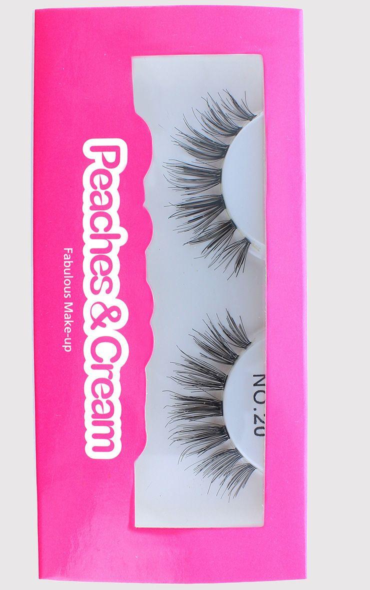 Peaches & Cream NO 20 False Eyelashes