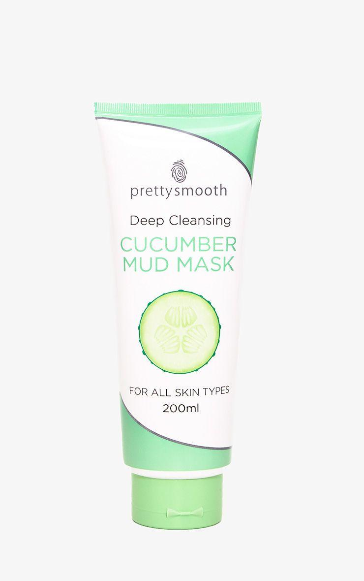 Masque de boue au concombre nettoyage intense Pretty Smooth