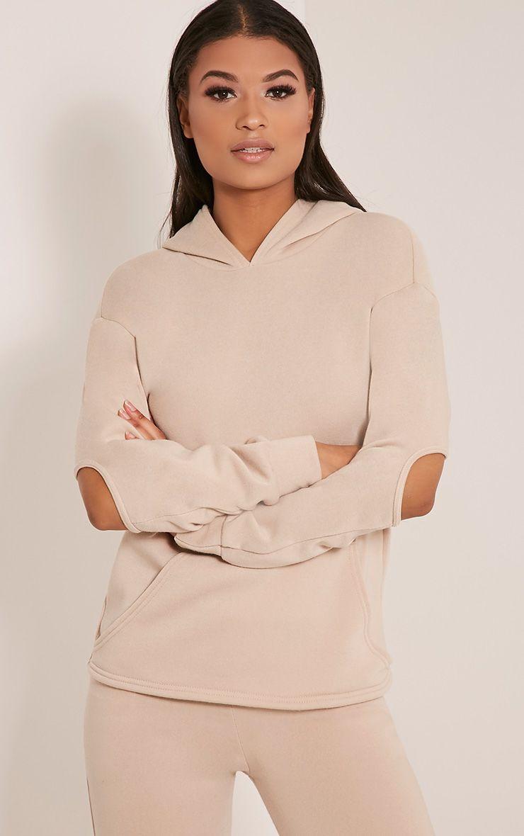 Dionne Stone Slit Elbow Sweater 1