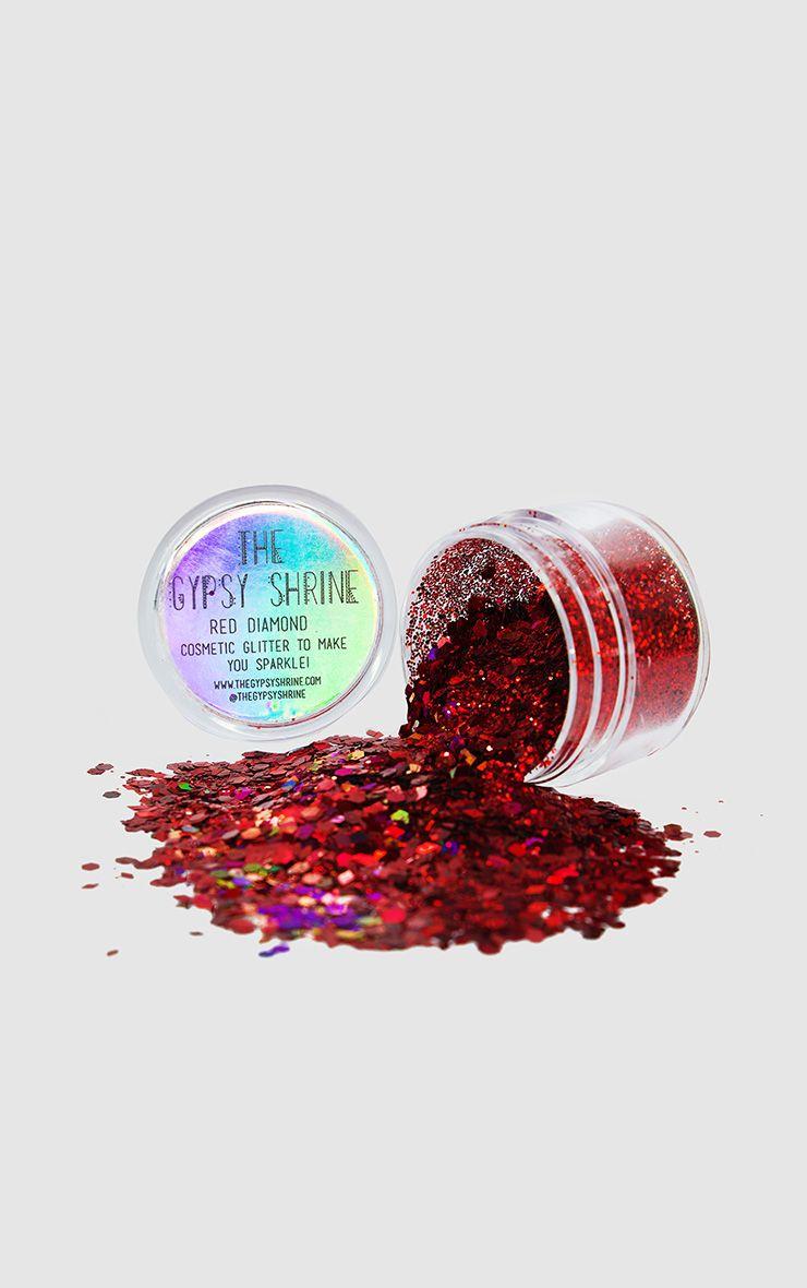 Gypsy Shrine Red Diamond Glitter Pot 1
