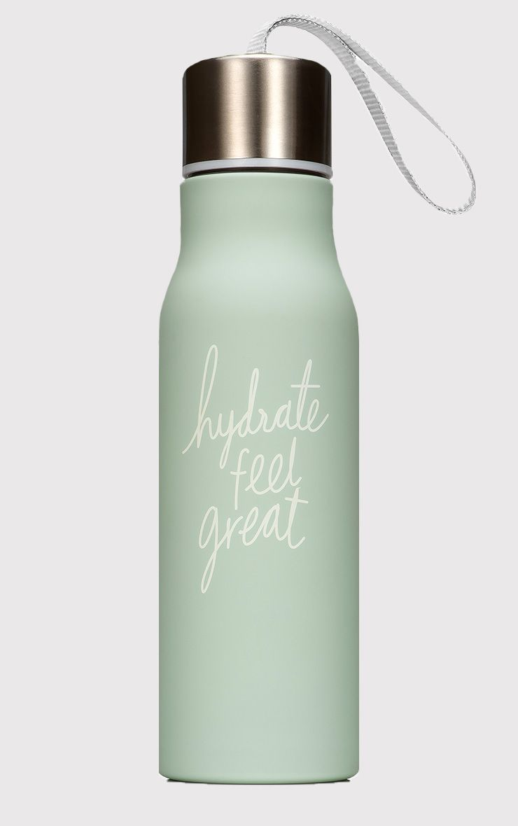 WLLT 'Feel Great, Hydrate' Waterbottle