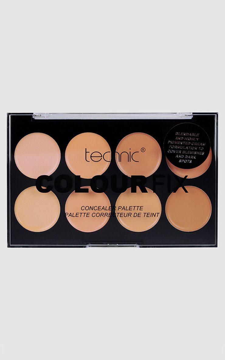 Technic Colourfix Concealer Palette