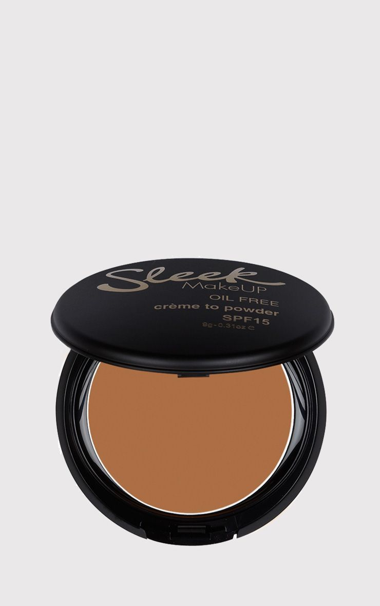 Sleek Sweet Honey Crème To Powder Foundation