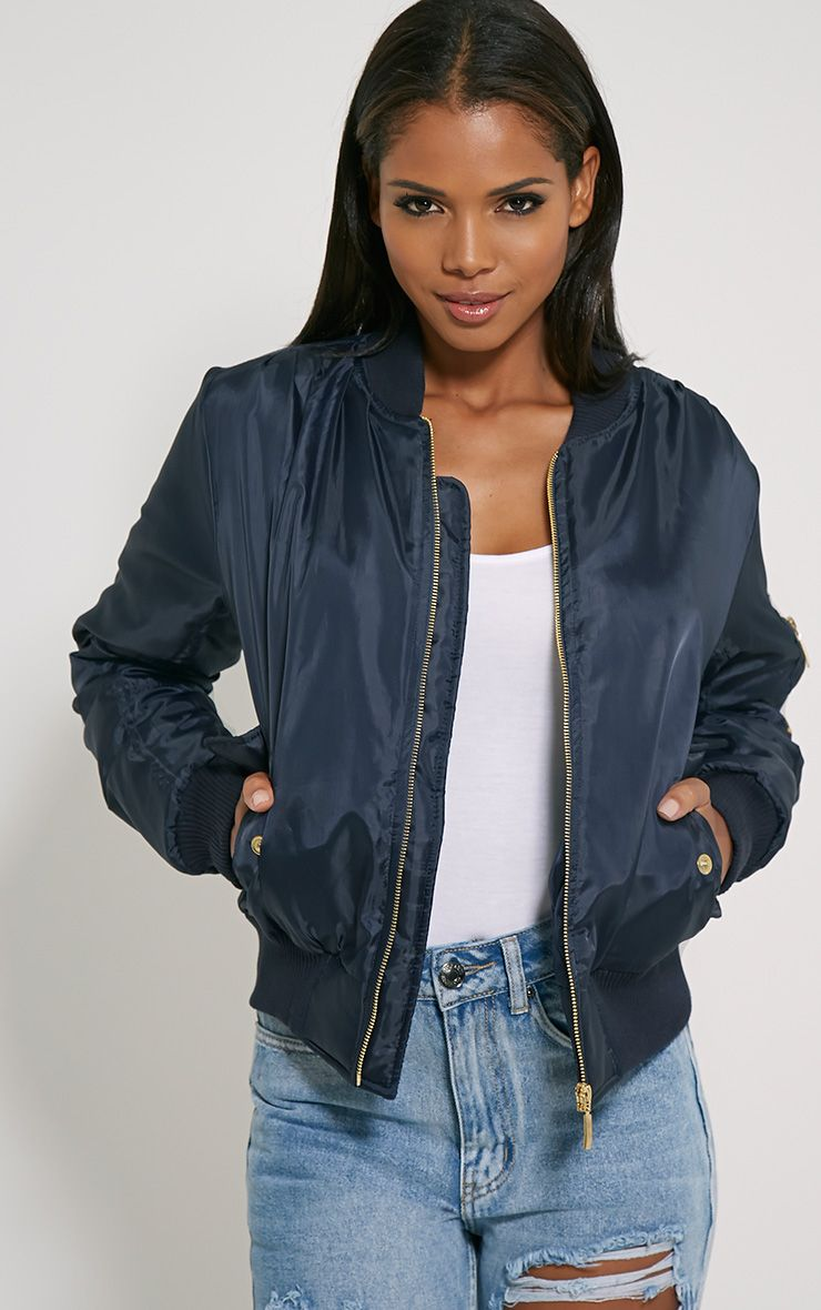 Bomber Jackets | Women&39s Lightweight Jackets | PrettyLittleThing