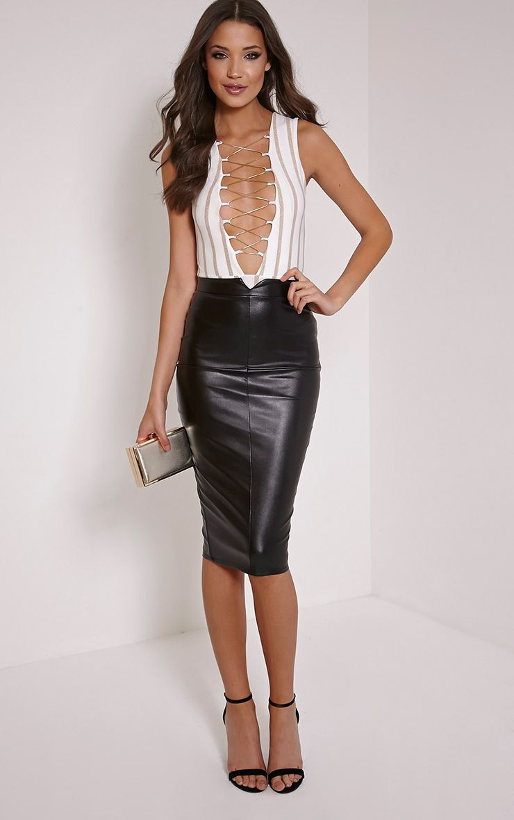 Find great deals on eBay for leather midi skirt. Shop with confidence.